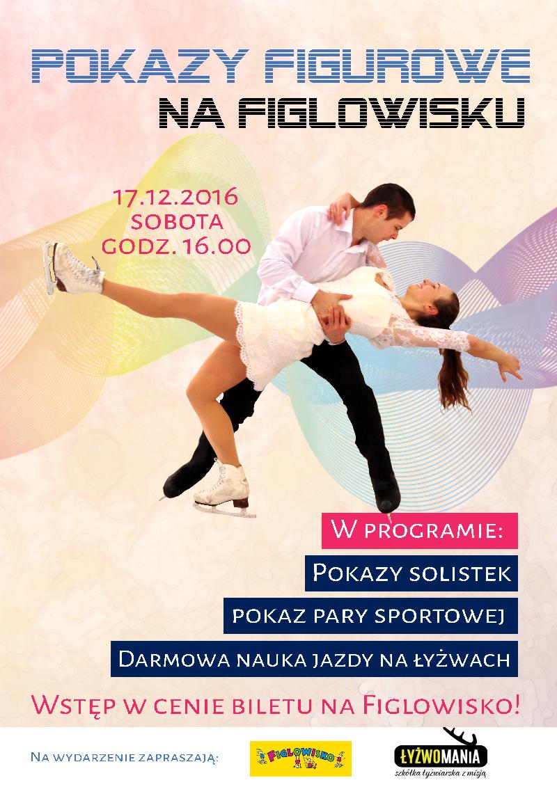 występy łyżwiarskie w Warszawie