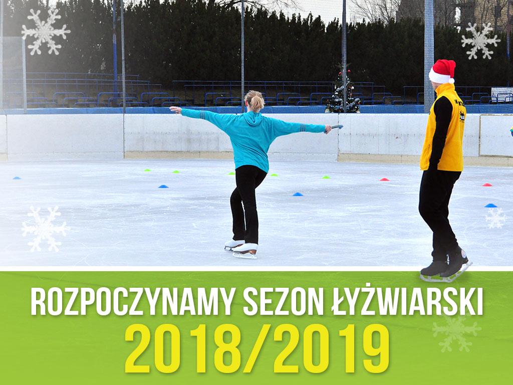 Rozpoczynamy sezon łyżwiarski 2018/2019